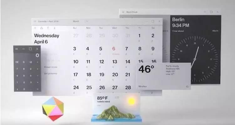 微软发布一套新设计语言,将来无论什么操作都可能用到