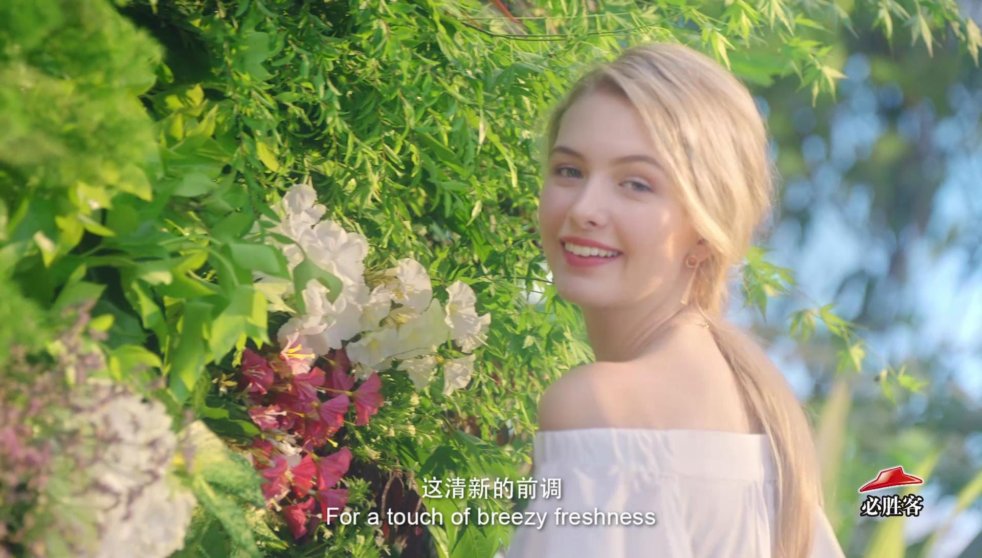 Chanel香水广告导演执导,必胜客把饮品广告拍出了香气!